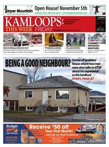 Kamloops This Week November 3 2017 By Kamloopsthisweek Issuu