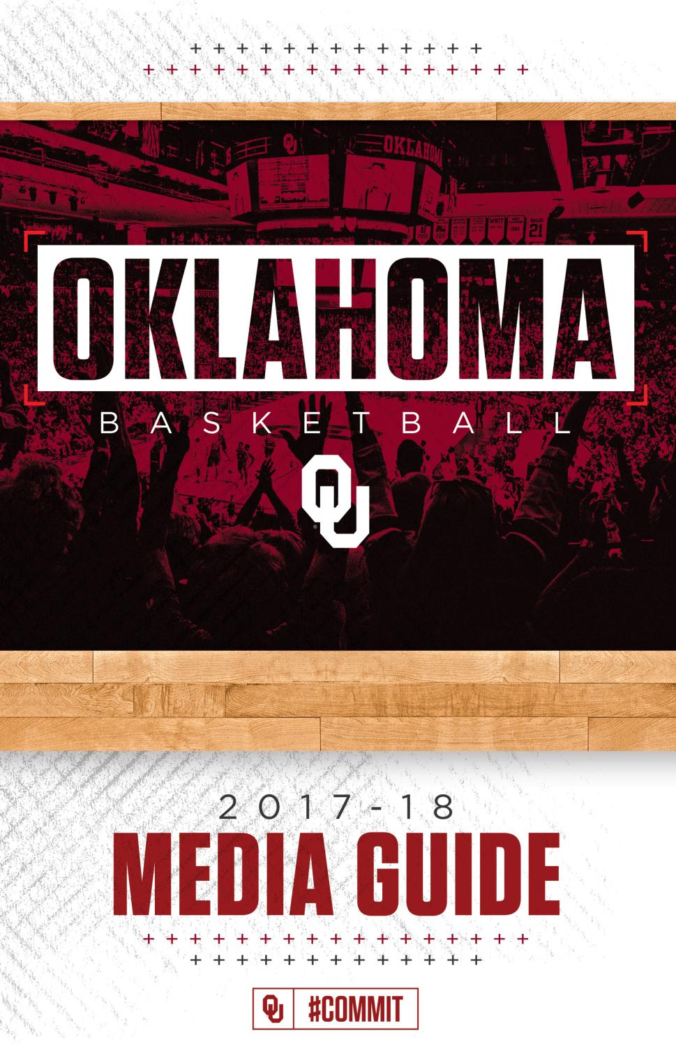 2017-18 Oklahoma Men\'s Basketball Media Guide by OU Athletics - issuu