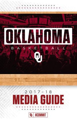 2017-18 Oklahoma Men s Basketball Media Guide by OU Athletics - issuu f969bd498