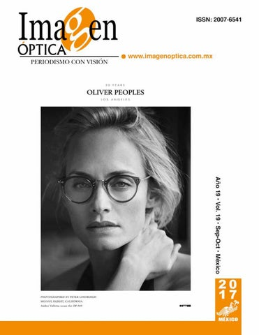 7752c95b8c Revista Septiembre Octubre 2017 by Imagen Optica - issuu