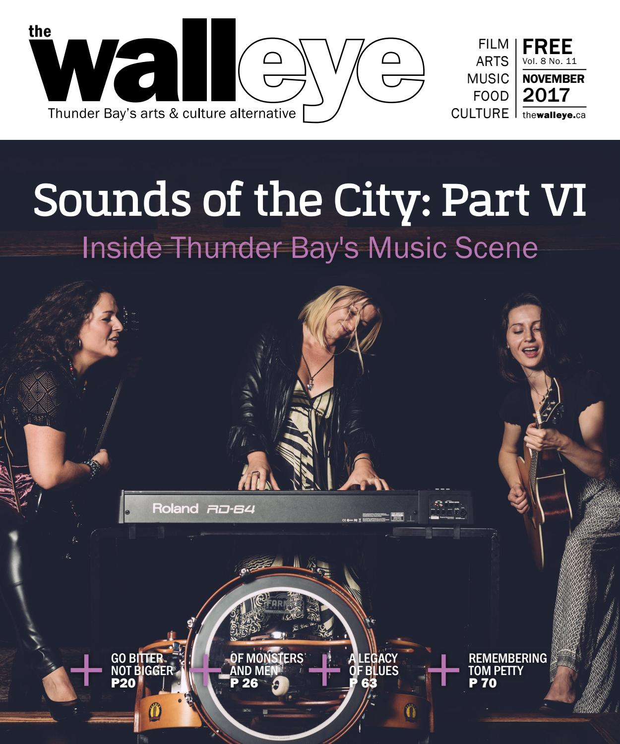 14511e70429 November 2017 by The Walleye Magazine - issuu