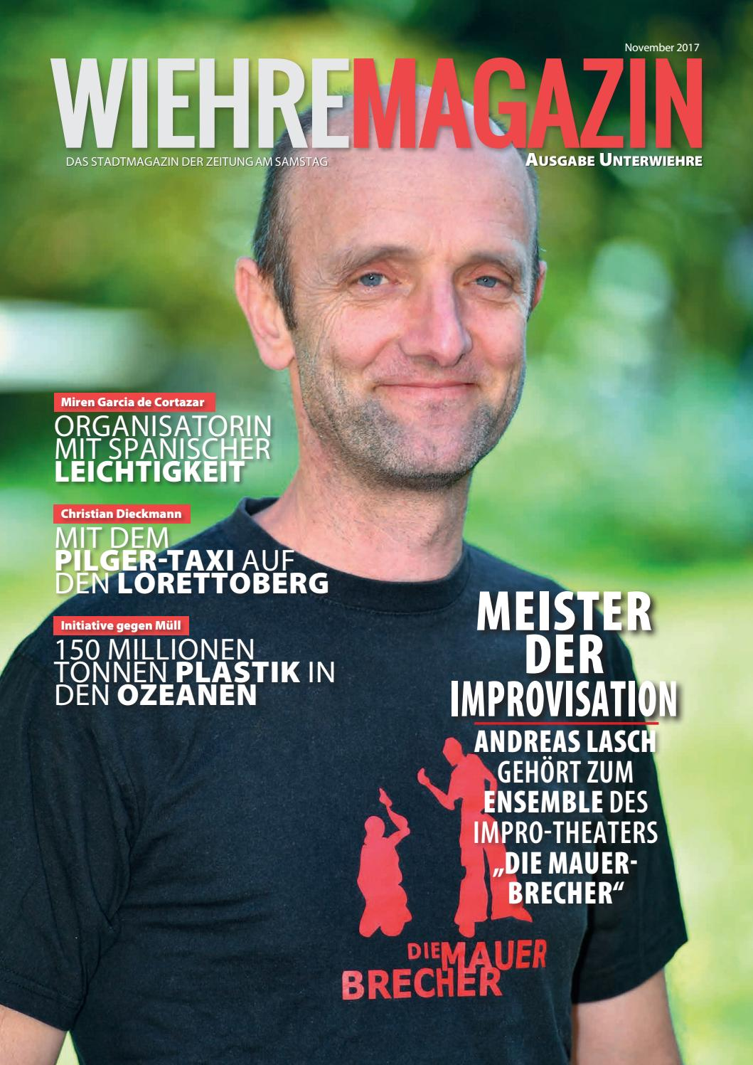 Wiehre Magazin, Ausgabe Unterwiehre (November 2017) by ZEITUNG AM ...