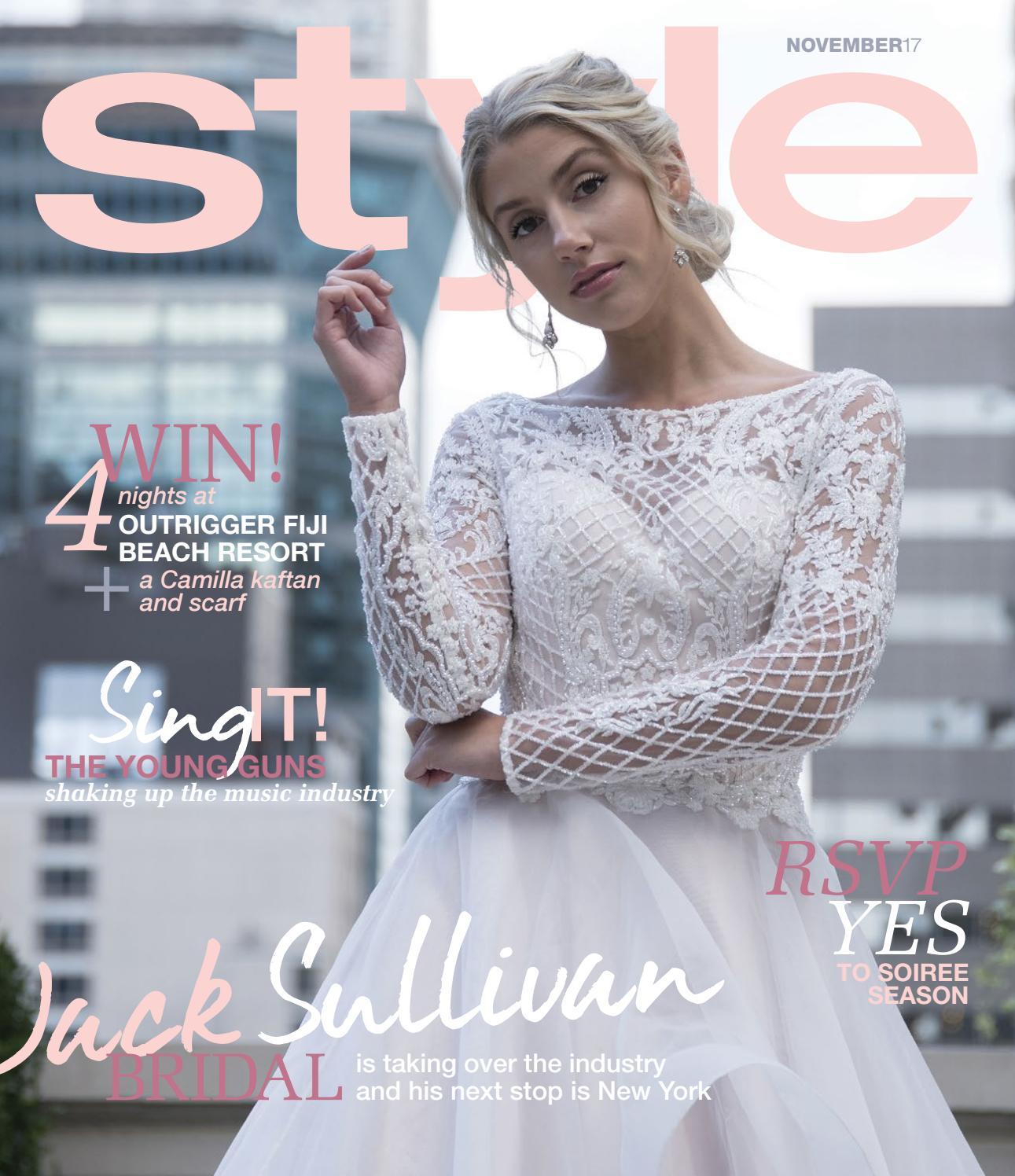 STYLE   November 2017 by Style Media - issuu