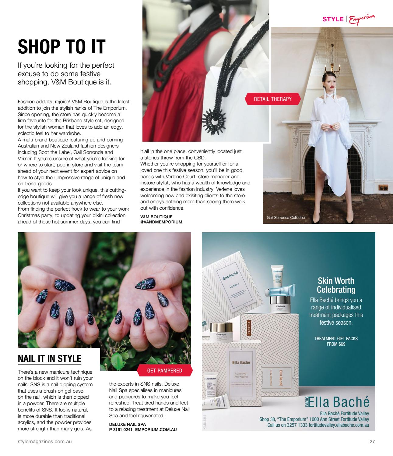STYLE | November 2017 by Style Media - issuu