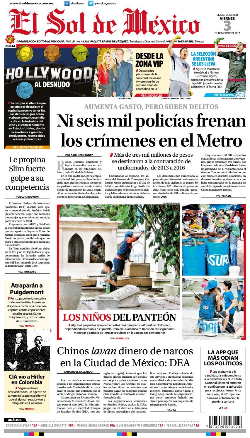 Inter110317 by El Sol de México - issuu