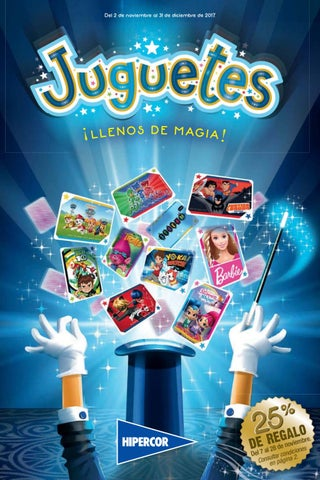 4d41a571c7a Juguetes Hipercor Navidad 2017 by Ofertas Supermercados - issuu