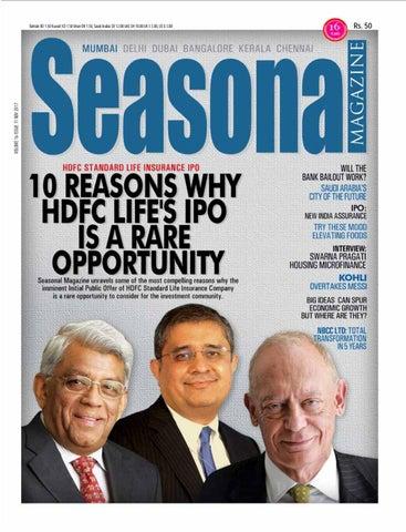 Seasonal Magazine Nov Issue