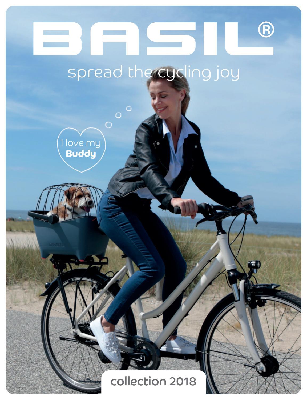 Basil Carrier Extender Porte-bagages prolongation pour vélo-Double Poches