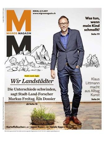 e912896ca844 Migros magazin 45 2017 d vs by Migros-Genossenschafts-Bund - issuu