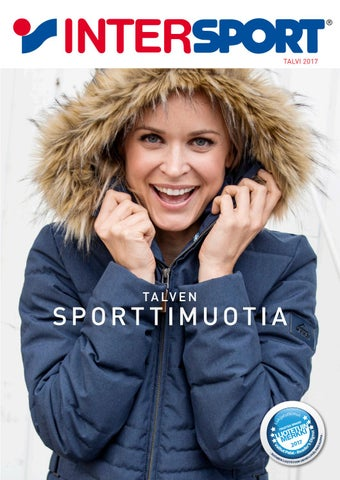 best wholesaler c708a 2a835 Intersportin talvikuvasto 2017 by Intersport Finland - issuu