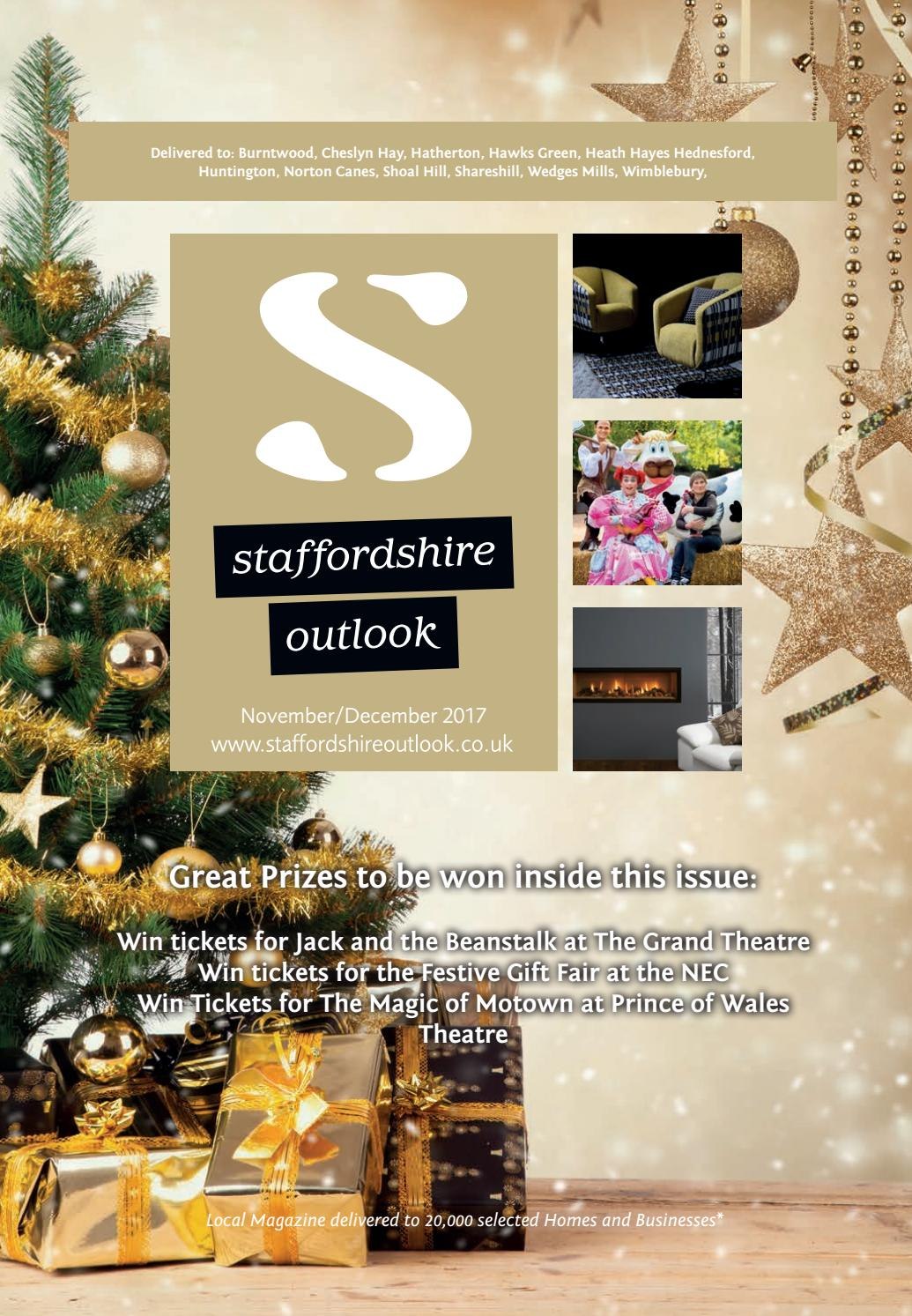 Staffordshire Outlook Nov 17