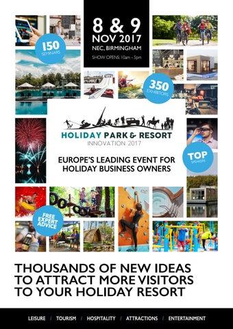 Attractions Management Handbook 2016 2017 By Leisure Media