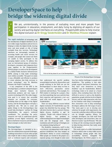 digital divide research paper