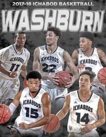 5a78255a69f 2017-18 Washburn Ichabod Men s Basketball media guide by Washburn ...