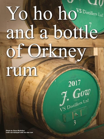 Page 20 of Yo ho ho and a bottle of Orkney rum