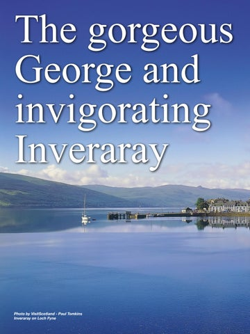 Page 38 of The gorgeous George and invigorating Inveraray