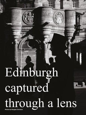 Page 64 of Edinburgh captured through a lens