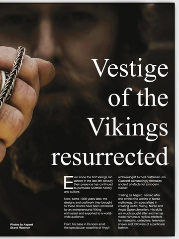 Page 73 of Vestige of the Vikings resurrected