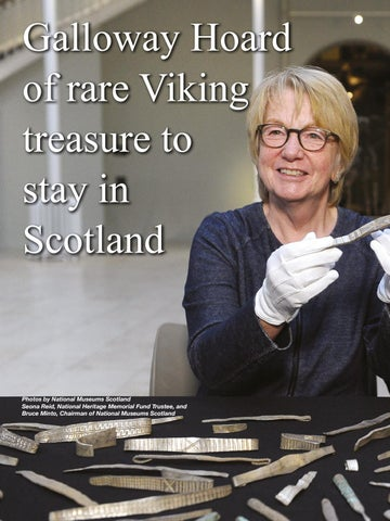 Page 84 of Galloway Hoard of rare Viking treasure to stay in Scotland