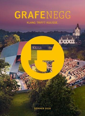 Grafenegg   Programm 2018 By Grafenegg I Klang Trifft Kulisse.   Issuu