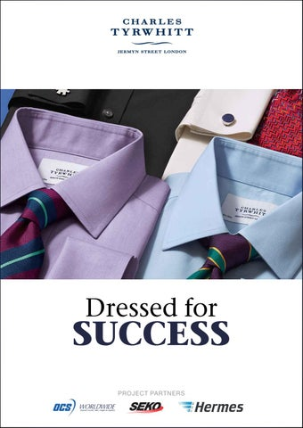 7b0b7493709 Charles Tyrwhitt brochure 2017 by Supply Chain Digital - issuu