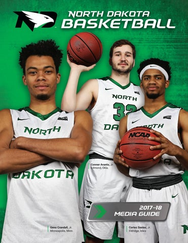 3327df5d6 2017-18 und mbb media guide by University of North Dakota - issuu