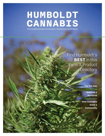 Humboldt Cannabis Magazine by North Coast Journal - issuu