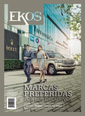 Revista Ekos – Marcas Preferidas por los Ejecutivos by Ekos - issuu 371992fb0b9