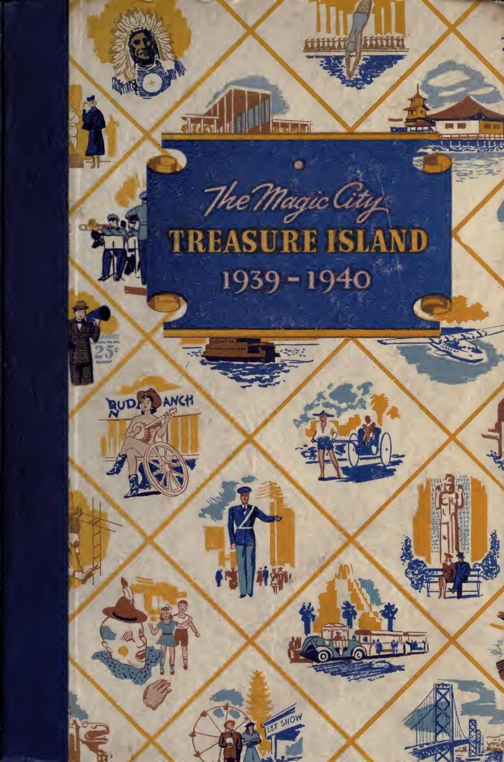 Treasure Island 1939 1940 By Bruno Manuel Dos Anjos Marques