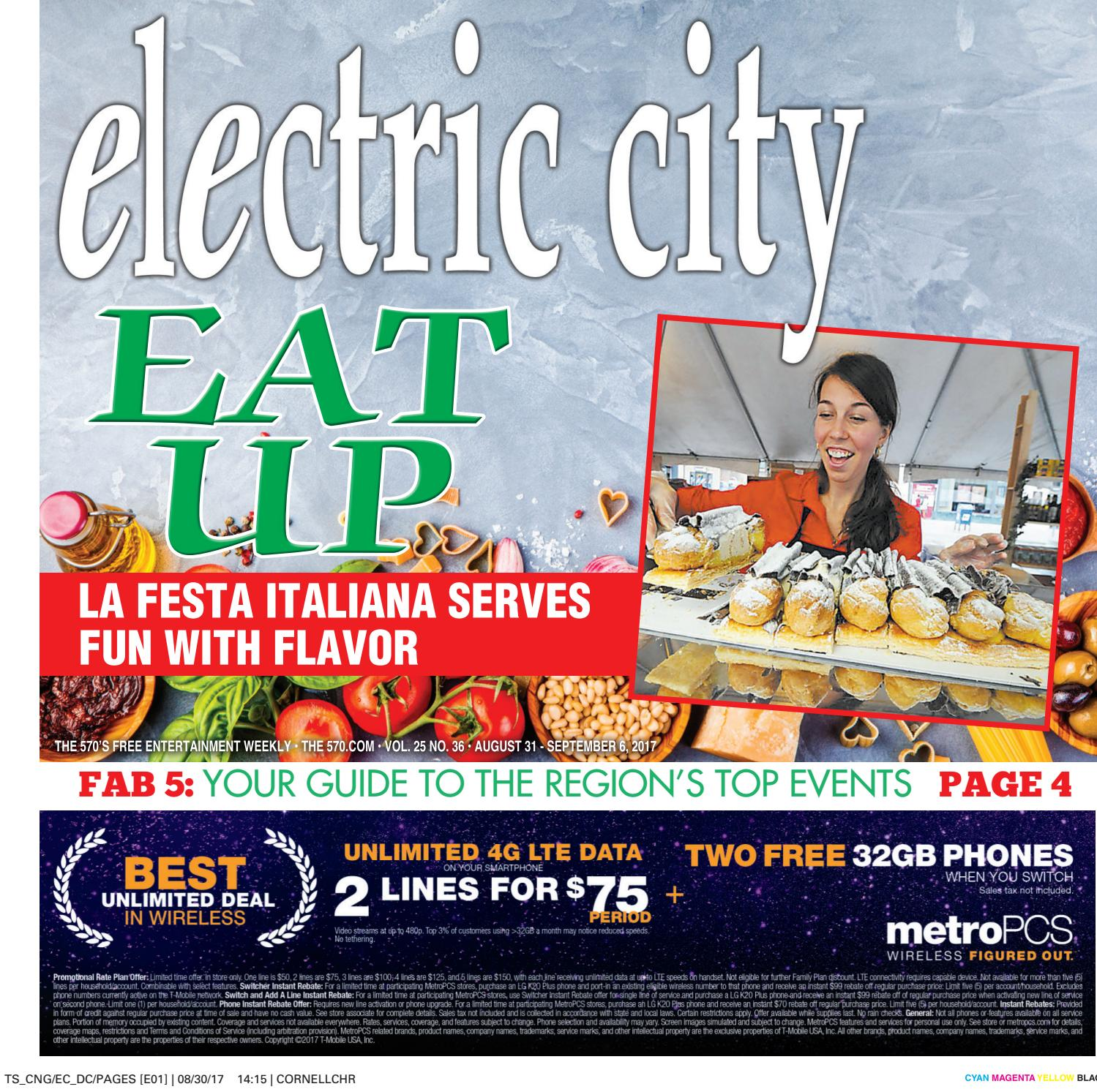 electric city - Aug  31, 2017 by CNG Newspaper Group - issuu