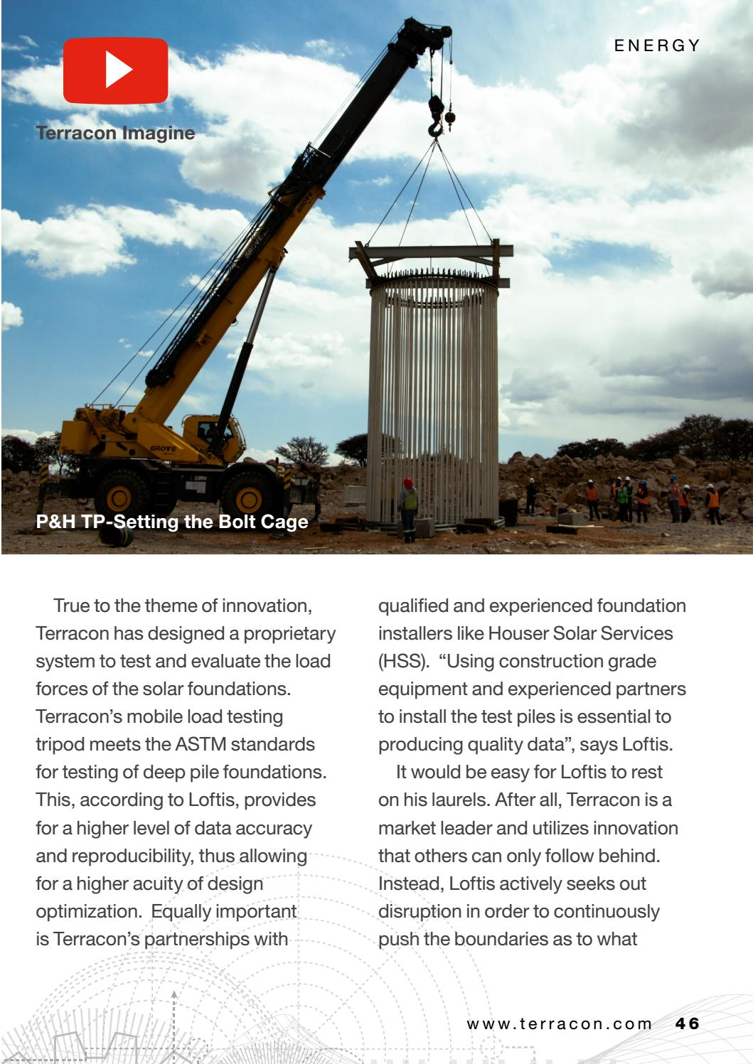 Brochure - Terracon by Business Chief USA - issuu
