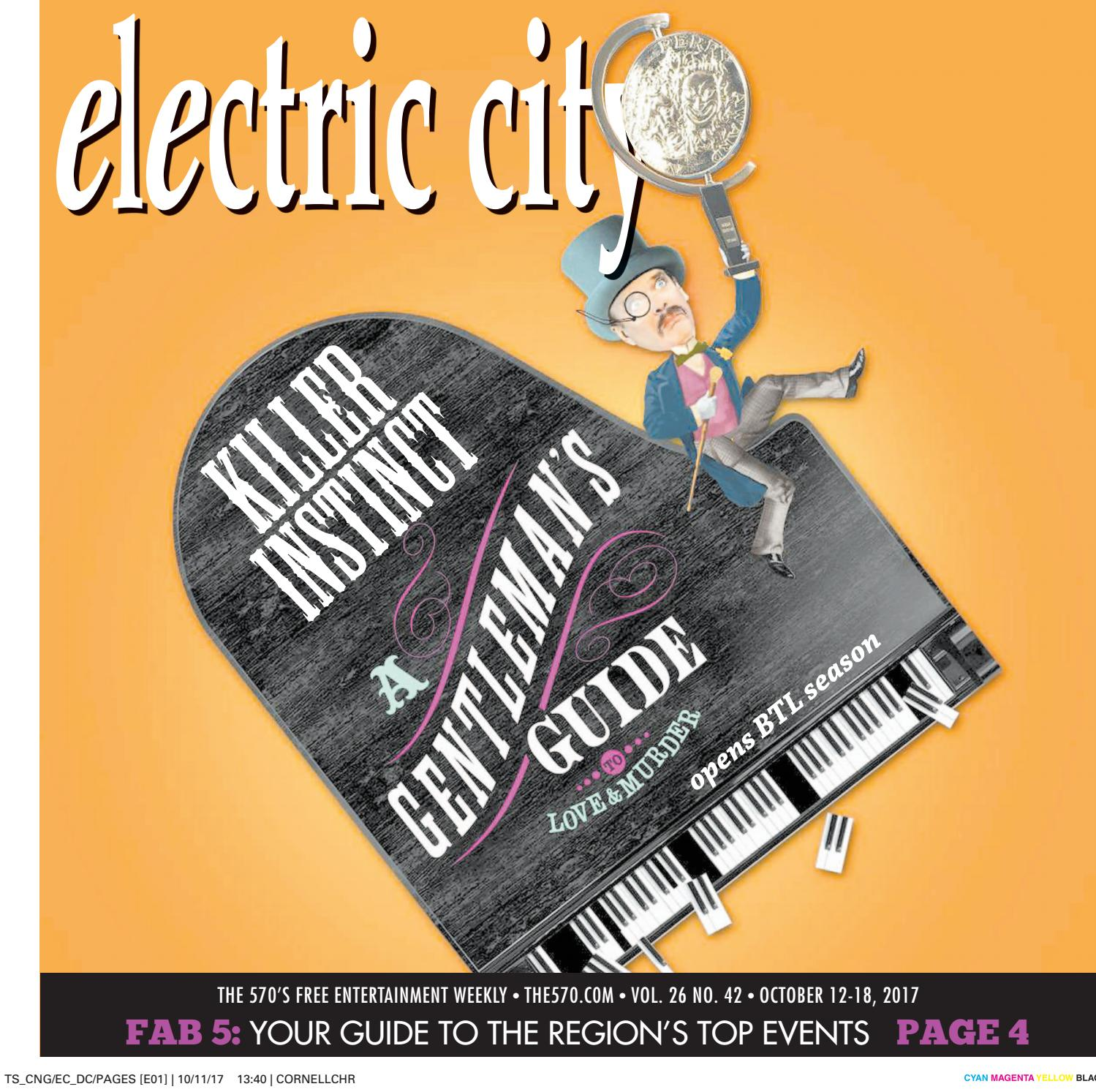 electric city Oct 12 2017 by CNG Newspaper Group issuu