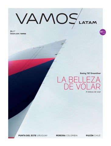 Vamos latam noviembre 2017 by spafax issuu page 1 fandeluxe Images