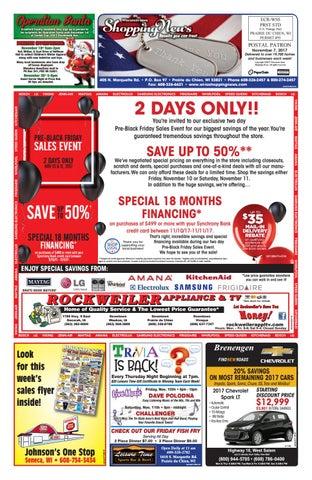 6155b122545 WI-IA Shopping News by Woodward Community Media - issuu