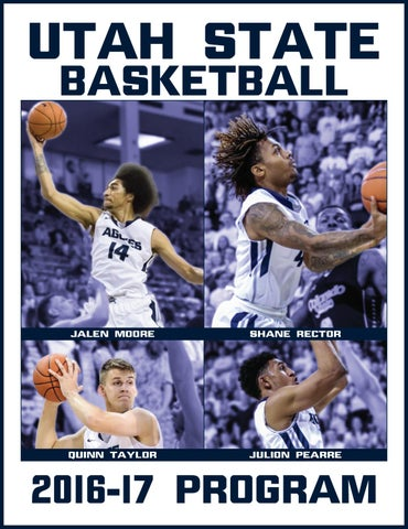 USU Men's Basketball 2016-17 by Mills Publishing Sports - issuu