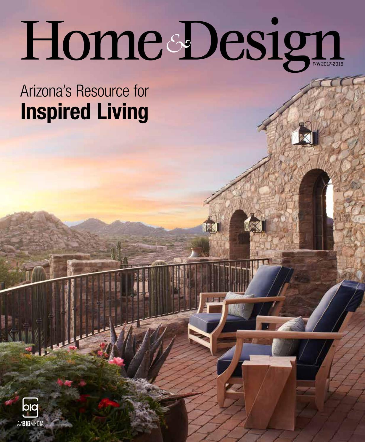 Home & Design Fall/Winter 2017-2018 By AZ Big Media