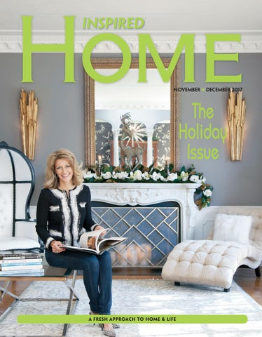 1a44d831fe3 Fargo Inspired Home Magazine Nov/Dec 2017 by Inspired Home Magazine ...