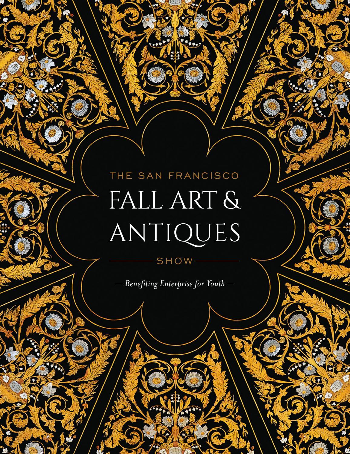 The 2017 San Francisco Fall Art Antiques Show Catalogue By Speaker Diablo Vx 603 Dw Issuu