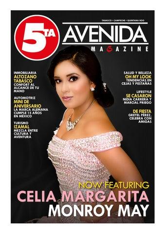 Noviembre 2017 Tabasco by 5ta Avenida Magazine - issuu 54498b175c9