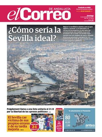 05.11.2017 El Correo de Andalucía by EL CORREO DE ANDALUCÍA S.L. - issuu b29faca2295