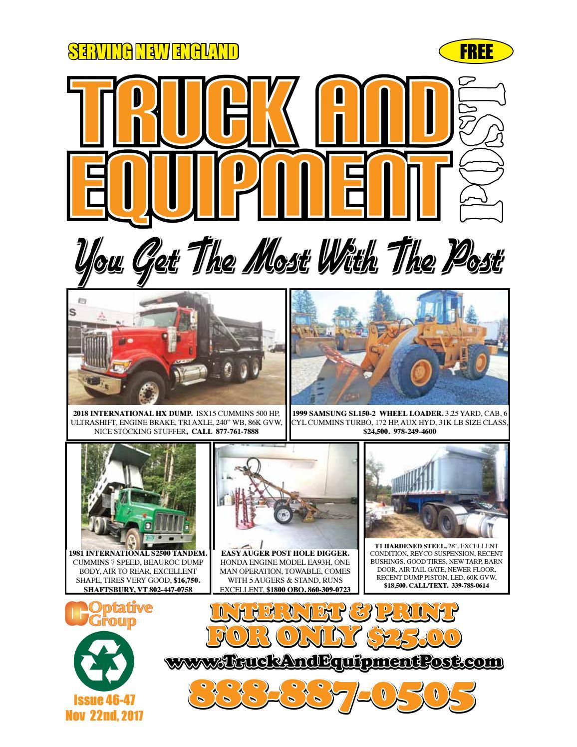 Truck equipment post 46 47 2017 by 1ClickAway - issuu