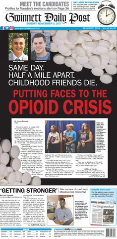 546c483af22c4 Gwinnett Daily Post — November 5