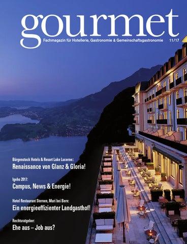 GOURMET 11/17 by Gourmet Verlag - issuu