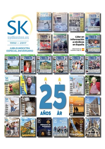 SK 25 år - Jubileumsspecial by Sydkusten Media S.A. - issuu ded60c9ce6e07