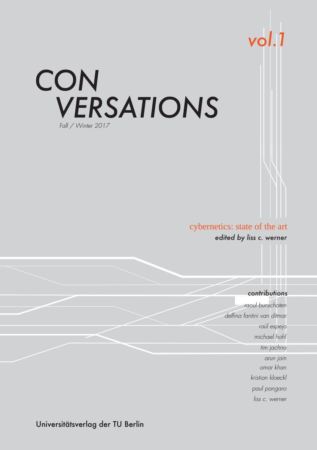 Cybernetics state of the art 2017 conversations vol 1 by liss c cybernetics state of the art 2017 conversations vol 1 by liss c werner issuu izmirmasajfo