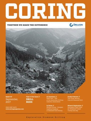 Coring Magazine - Issue 5 by Coring Magazine - issuu