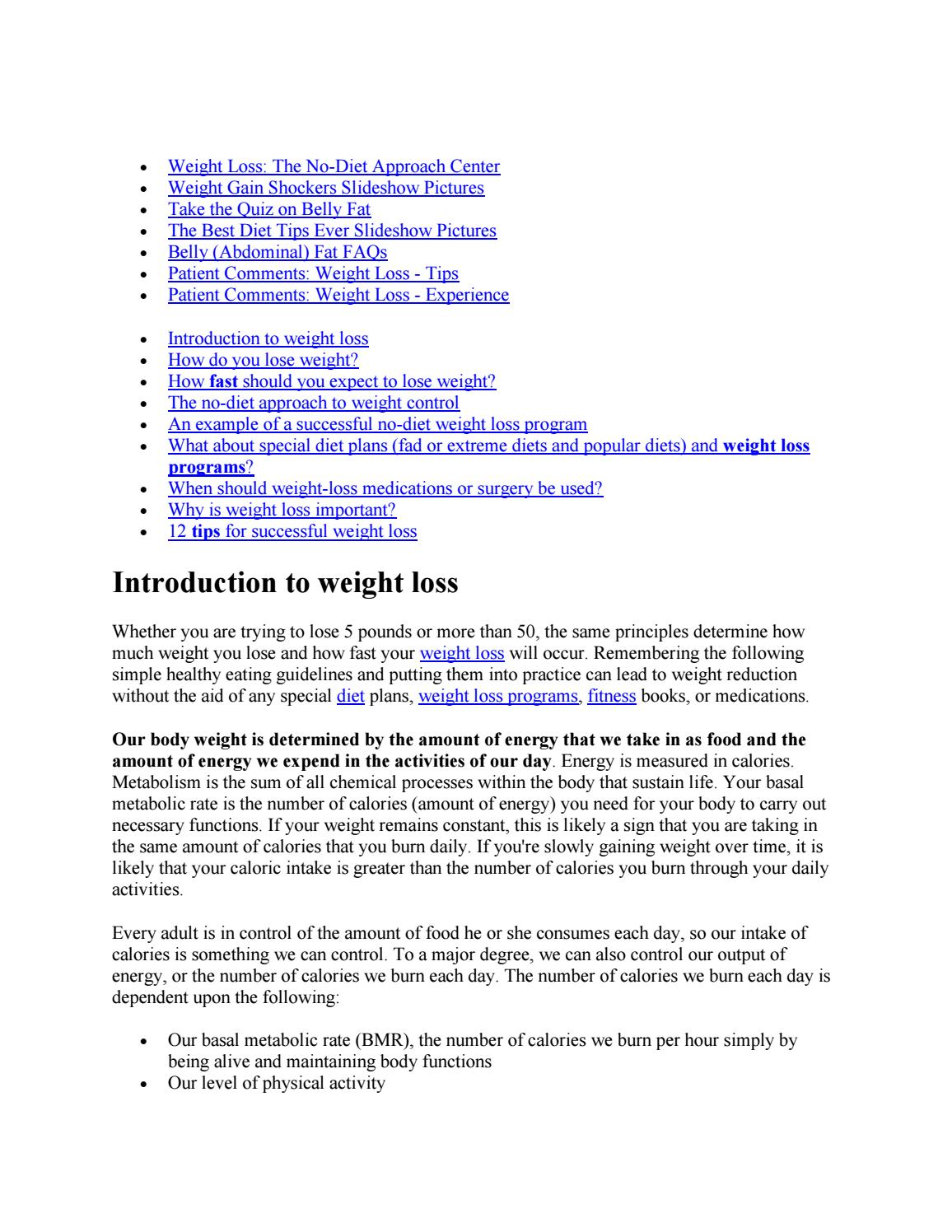 Adult weight loss programs — img 9