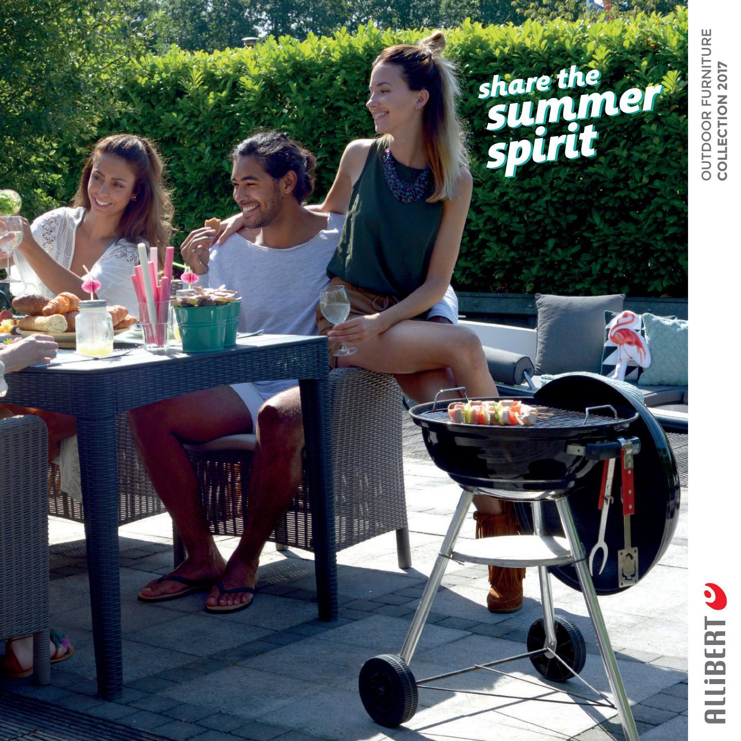 Tremendous Allibert Katalog 2017 By Gwm Agency Issuu Cjindustries Chair Design For Home Cjindustriesco