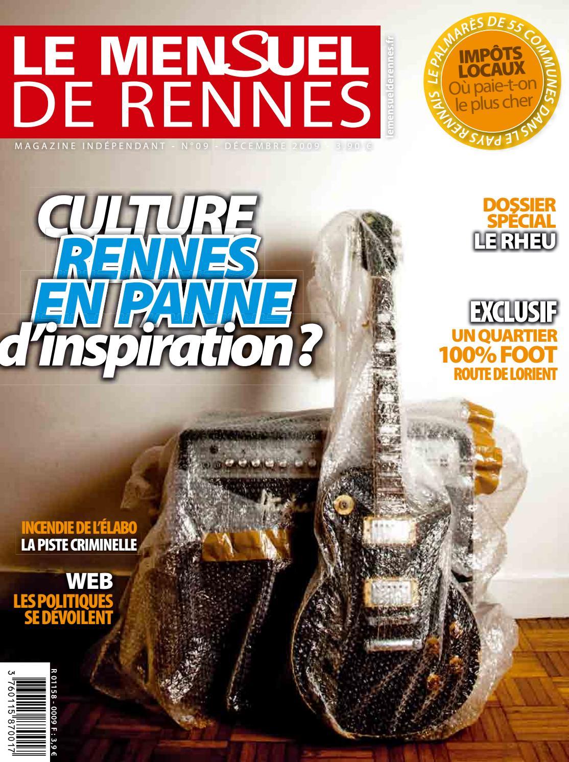 le mensuel de rennes 19 by mensuel de rennes issuu. Black Bedroom Furniture Sets. Home Design Ideas