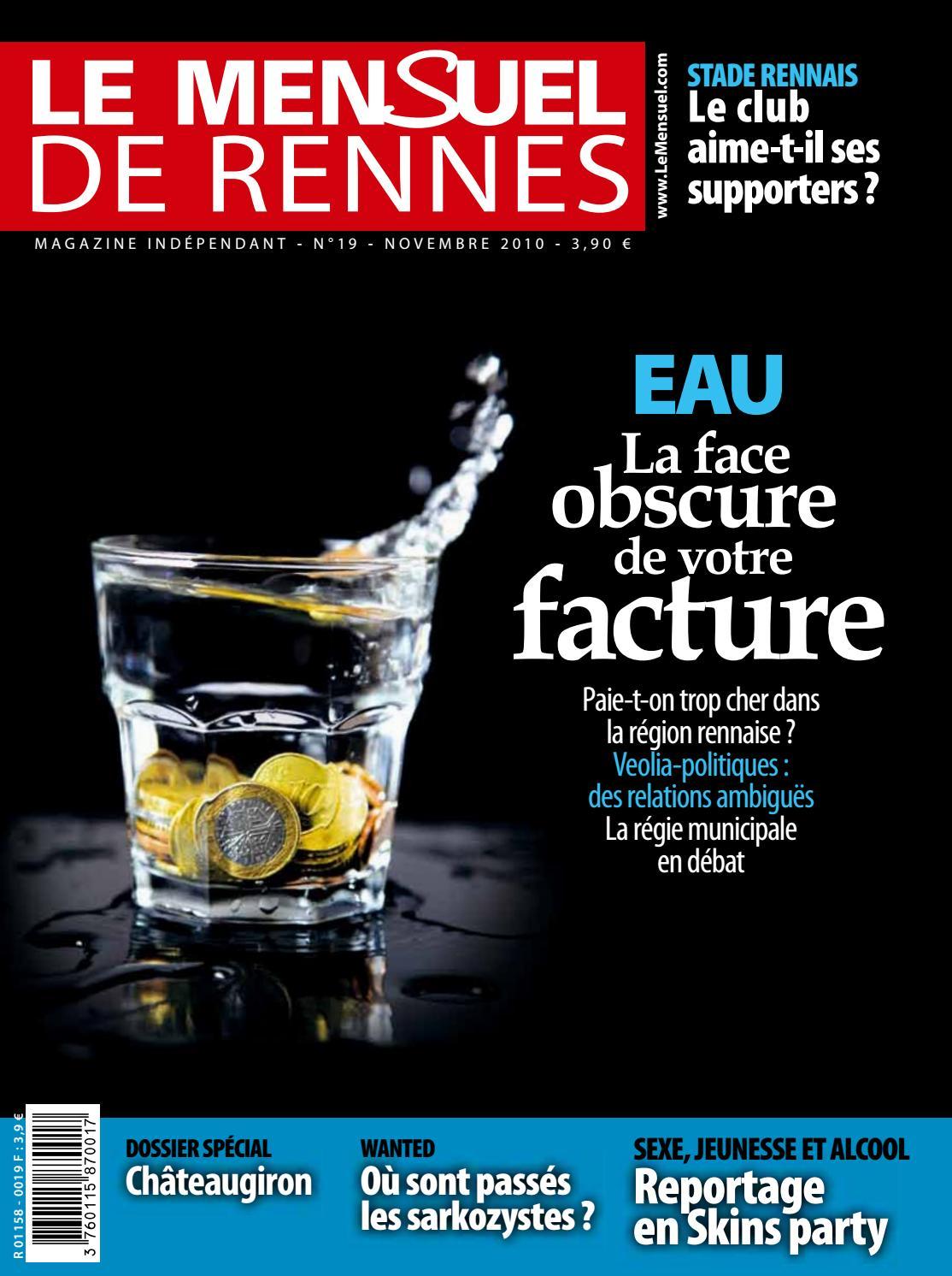 Le mensuel de rennes (29) by Mensuel de Rennes - issuu